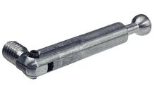 Болт стяжки MINIFIX стальной без покрытия D6.8мм/44мм / М6