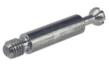 Болт стяжки MINIFIX S100 стальной D7мм/24мм / М6 7,5 мм