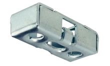 Планка к стяжке металлическая с винтом