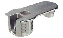 Корпус стяжки RAFIX SE со штифтом без утолщения цинковый никелированный D20мм глубина сверления 12.7
