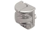 Полкодержатель с фиксатором, до 10 мм, быстрый монтаж