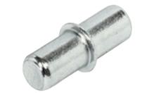 Полкодержатель d = 5/5 мм, сталь, оцинкованная