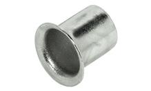 Кольцо для Полкодержатель d = 7.5 мм под запрессовки, никелированный