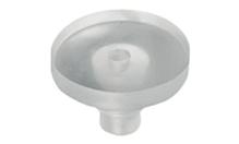 Держатель для столешницы (присоска) прозрачный D20мм