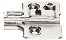 Монтажна планка METALLA SM 2 мм під шуруп з ексцентриком