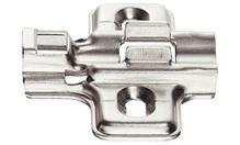 Монтажная планка METALLA SM 0 мм с еврошурупом
