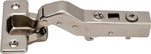 Петля METALLA SM N 30 ° сталь никелированная шаблон: 45/9.5 под шуруп