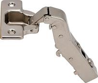 Петля METALLA SM N 45 ° сталь никелированная шаблон: 45/9.5 под шуруп