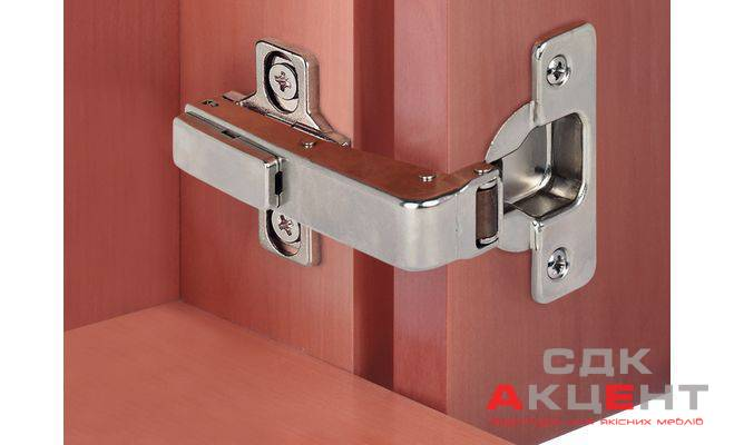 Furniture hinge salice salice loop