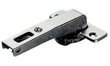 Петля SALICE 200 94° пряма довга рука сталь нікельована шаблон: 45/9.5 під шуруп