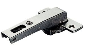 Петля SALICE 200 94 ° прямая длинная рука сталь никелированная шаблон: 45/9.5 под шуруп