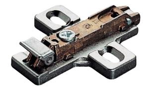 Планка монтажная DUOMATIC SM крестовая 9 мм