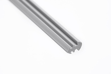 Буфер для крепления дверей пластмассовый серый 150мм