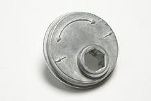 Эксцентрик STARTEC алюминий без покрытия