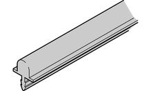 Шина направляющая алюминиевая 2.5м