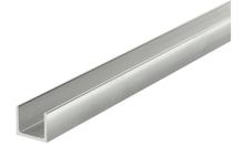 Шина направляющая одинарная верхняя алюминий 3500 мм