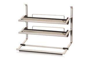 Навесной держатель для рулонов Linero 2000 352х150х305 мм