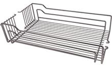 Корзина проволочная сталь хромированная 250x467x110мм