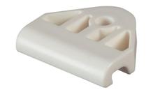 Накладка для стабилизации фасада внутреннего выдвижного ящика MOOVIT пластиковая, белая