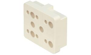Прокладка для внутреннего выдвижного ящика MOOVIT пластиковая белая