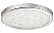 Светильник светодиодный LED 2002 пластик цвет: нержавеющая сталь 12V/1.5W теплый белый свет