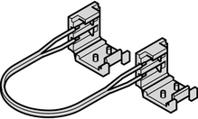 Кабель лента / лента LOOX BASIC 5050 IP33 500мм