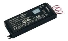 Блок питания для LED 350mA/5-10W на 10 выходов пластиковый черный 28х50х165мм