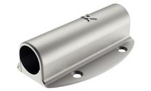 Крепление для выключателей D16мм пластик серебристый 50х57мм