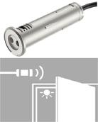 Сенсорный выключатель для дверей пластиковый серебристый 48.5мм D12мм
