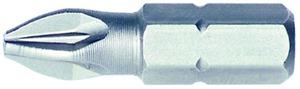 PZ-наконечник для шуруповерта короткий 1/4д 2/25 мм винт d 3,5-5,0 мм