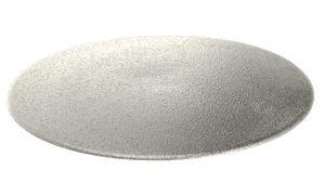 Заглушка MAXIFIX пластик цвет: никель лакированная D39мм